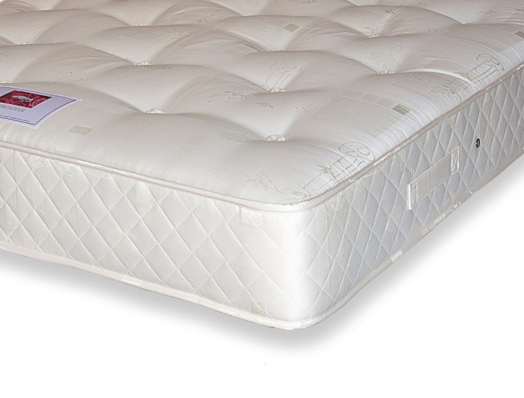 Airsprung sandringham 1000 pocket 5ft kingsize divan bed for 5 foot divan beds