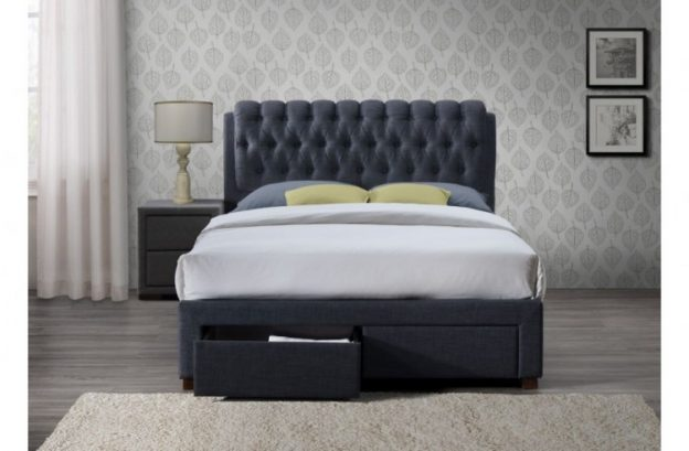 luxury upholstered beds