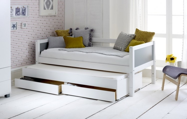 Flexa Nordic Day Bed With Storage