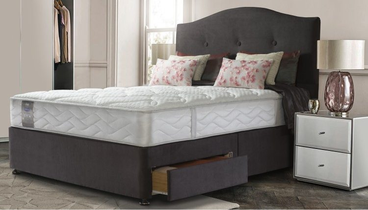 Sealy Pearl Wool 3ft Single Mattress